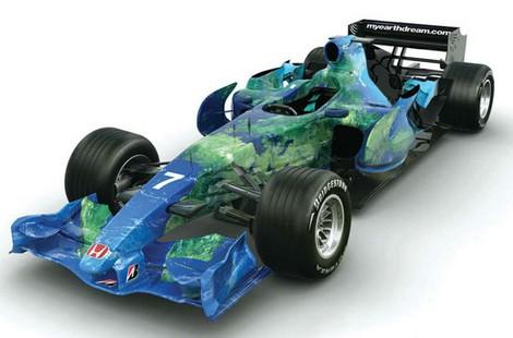 Honda F1 2007