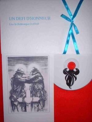 Un Défi d'Honneur: Live In Heldrungen