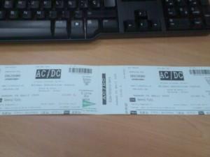 Entradas AC/DC Bilbao (BEC)