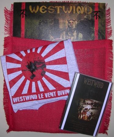 Westwind - Le Vent Divin - Boxset