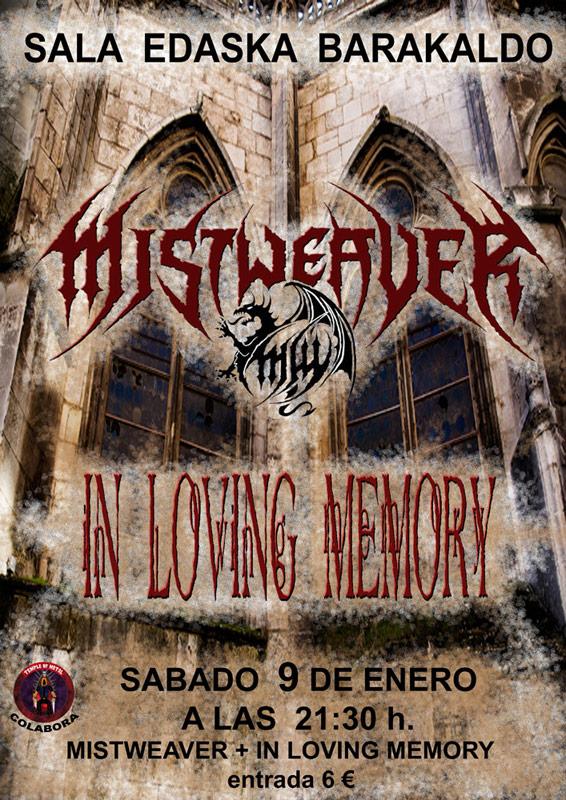 In Loving Memory + Mistweaver
