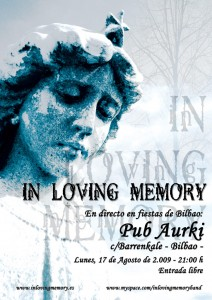 In Loving Memory Live @ Pub Aurki